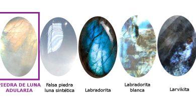 Piedra de luna y otras piedras